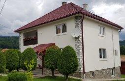 Accommodation Izvoru Mureșului, Gyopár Guesthouse