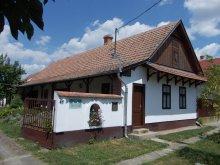 Apartament Tiszanána, Casa Csillik