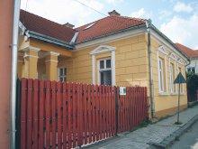 Casă de oaspeți Plăieșii de Sus, Casa Horváth