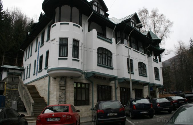 Hotel Tantzi Sinaia