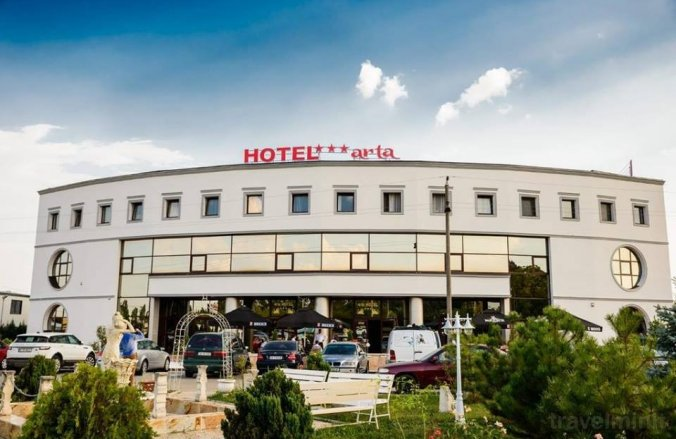 Arta Hotel Temesvár