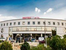 Hotel Luguzău, Arta Hotel
