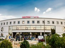 Pachet Corbești, Hotel Arta