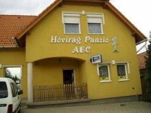 Accommodation Pannonhalma, Hóvirág Guesthouse