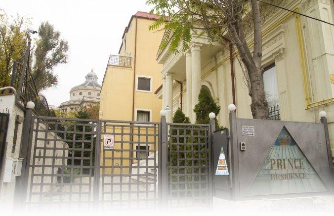 Prince Residence Apartmanok Bukarest