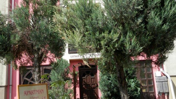 Napsugár Guesthouse Eger