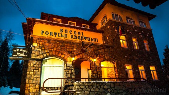 Hotel Bucegi Porțile Regatului Hidegpatak