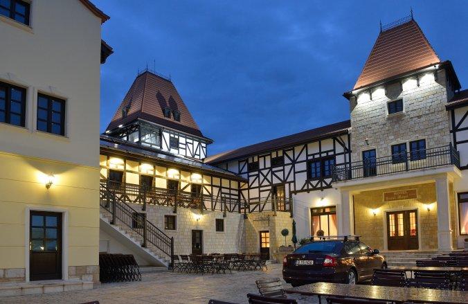 Hotel Castel Royal Temesvár