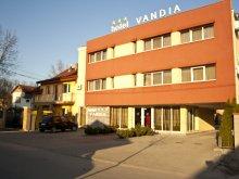 Accommodation Ciudanovița, Hotel Vandia