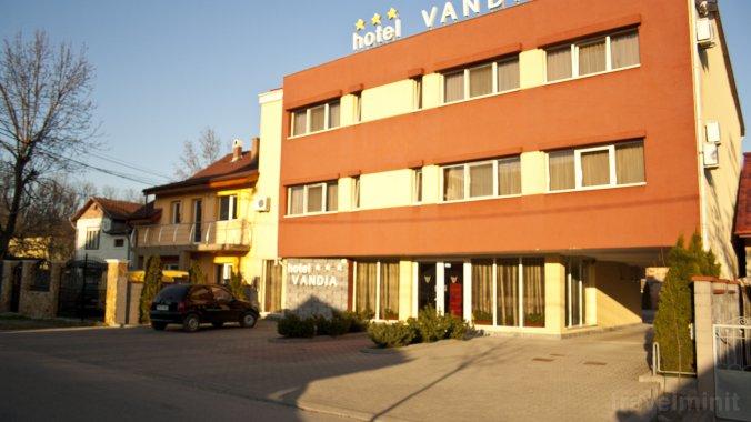 Hotel Vandia Temesvár