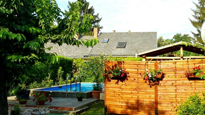 Golden Summer Guesthouse Balatonboglar
