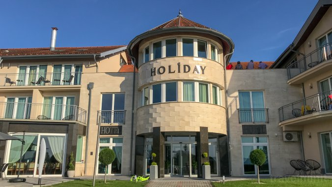 Hotel Holiday Resorts Balatonszárszó