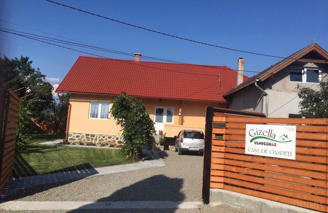 Casa de oaspeți Gizella Odorheiu Secuiesc