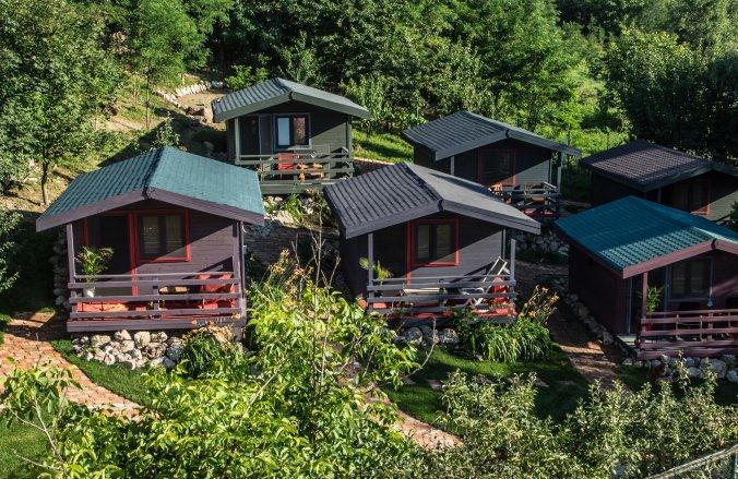 Enpi Lake Resort B&B Dorobanț