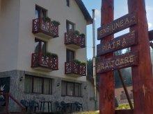 Pensiune Troaș, Pensiunea Piatra Grăitoare