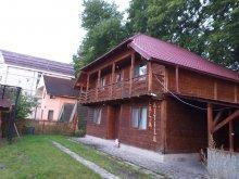 Casă de oaspeți Bistrița Bârgăului Fabrici, Casa Attila