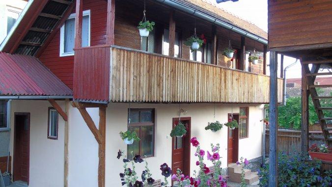 Szabó Guesthouse Praid