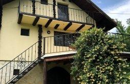 Nyaraló Ghermănești, Cabana Breaza - SkyView Cottage