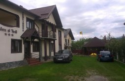 Apartament Târgu Gângulești, Pensiunea Alex și Tedi