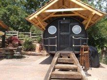 Camping EFOTT Velence, Egzotikus Kert Óriáshordó Junior Suite