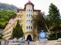 Accommodation Băile Herculane Hotel Cerna