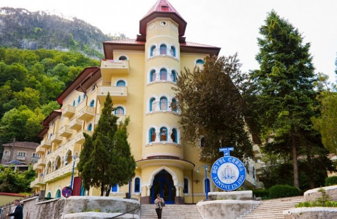 Cerna Hotel Herkulesfürdő