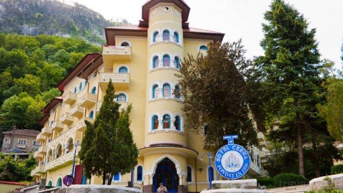 Hotel Cerna Băile Herculane