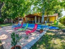 Casă de vacanță Zilele Tineretului Szeged, Casa de oaspeți Leander