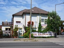 Accommodation Lake Balaton, Erzsébet Utalvány, Balaton B&B