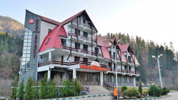 Motel Timișul de Jos Alsótömös