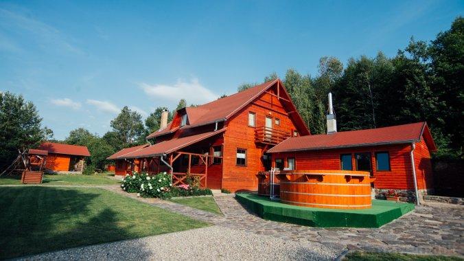 Pensiunea Magic Harghita Resort Căpâlnița