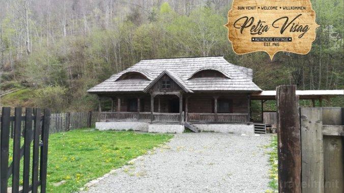 Casa Petra Vișag - Authentic Romanian Cottage Lunca Vișagului