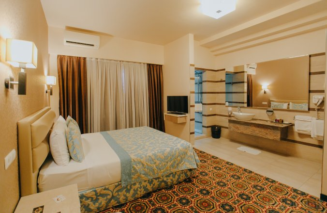 Hotel Romanița Recea