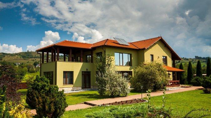 Vila Transylvania Gheorgheni