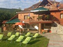 Pachet Sibiu, Pensiunea Casa Butnarului