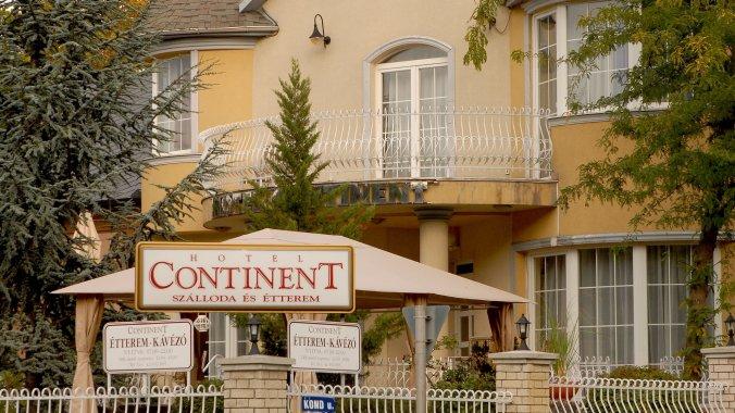 Continent Hotel and International Restaurant Nyíregyháza