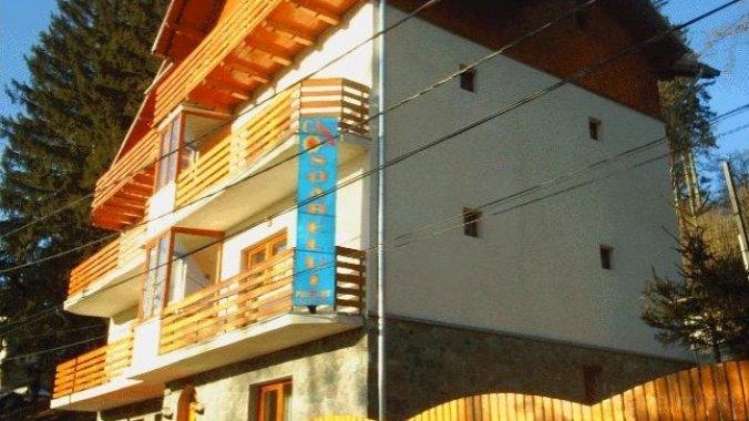 Casa Soarelui Panzió Sinaia