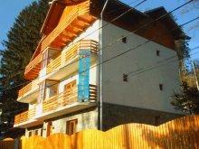 Pensiune Petrești, Pensiunea Casa Soarelui