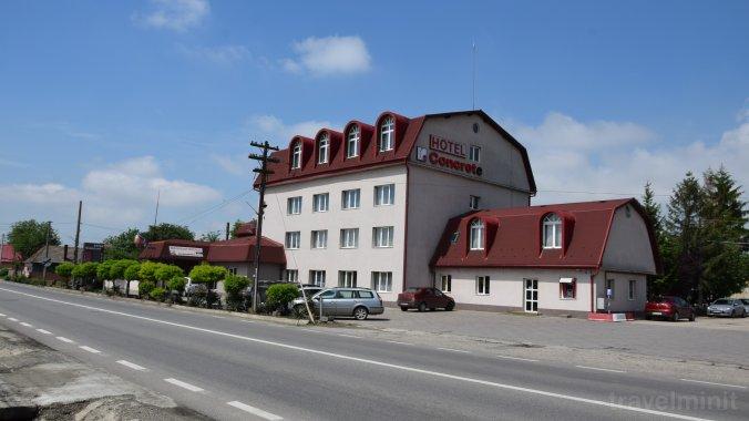Concrete Hotel Nyárádtő