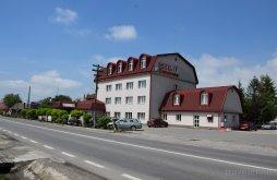 Hotel Balázstelke (Blăjel), Concrete Hotel