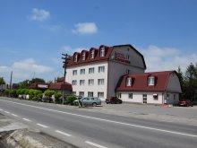 Hotel Beszterce (Bistrița), Concrete Hotel