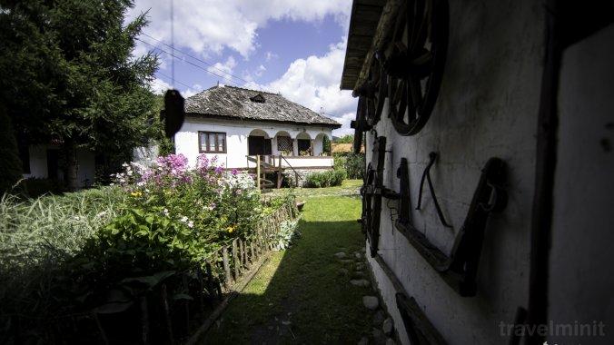 Ograda din Vale Vendégház Valea Bădenilor