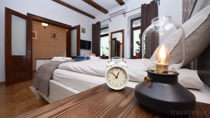 Buzoianu Residence Style Apartman Brassó