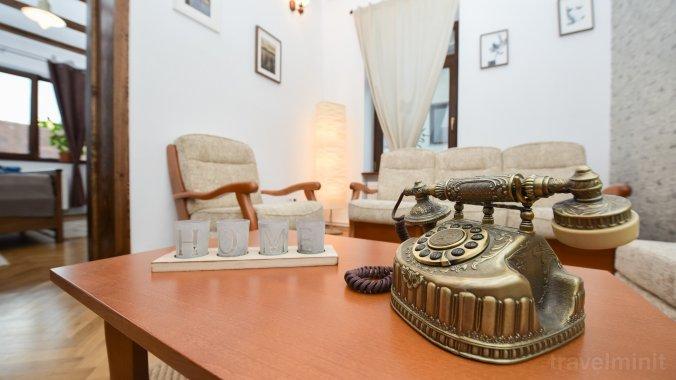 Buzoianu Residence Deluxe Apartment Brașov