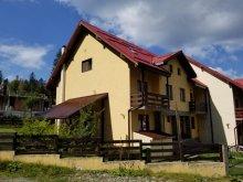 Kulcsosház Priboiu (Brănești), La Ardeii Kulcsosház
