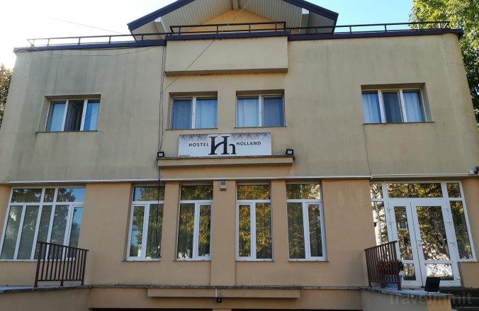 Hostel Holland Bákó