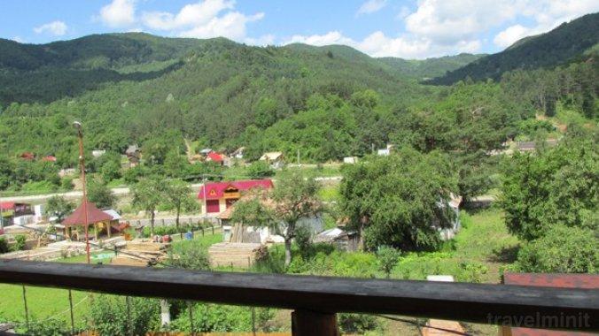 Neagu Vacation home Gura Teghii