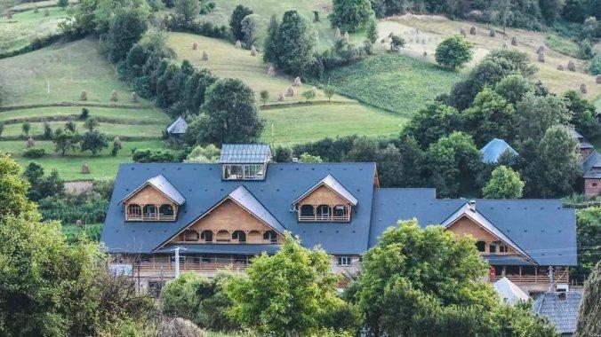Hotel Podina Resort Ungureni