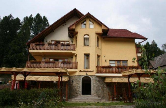 Vila Iulia Vatra Dornei