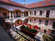 Accommodation Hungarian Cultural Days Cluj, Hotel Agape